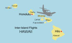 Inter Island Flights Hawaii