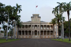 'Iolani Palace  photo by endenizen and flickr.com