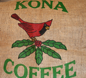 Kona Coffee by GenBug and flickr.com
