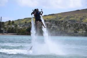 JetLev photo by Hawaii Travel Podcast and h2osportshawaii.com