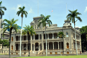 The 'Iolani Palace by WPPilot